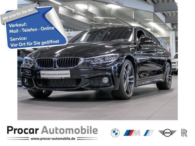 BMW 435d xDrive Gran Coupe M Sport Head-Up H/K Glsd., Jahr 2017, Diesel