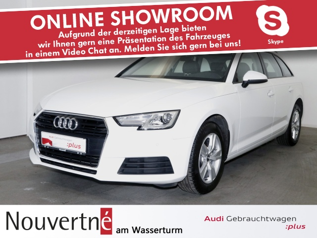 Audi A4 Avant 2.0 TDI NaviPlus Leder, Jahr 2017, Diesel