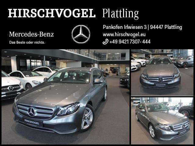 Mercedes-Benz E 350 d 4M AVANTGARDE+AHK+Comand+LED+Kam+PDC+SHZ, Jahr 2018, Diesel