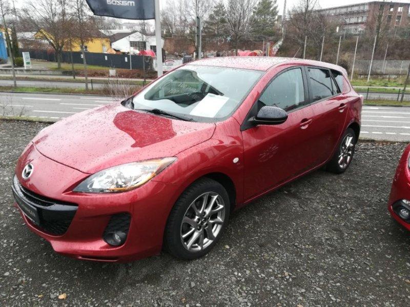 Mazda 3 1.6 l MZR 77 kW (105 PS) Kenko, Jahr 2013, Benzin