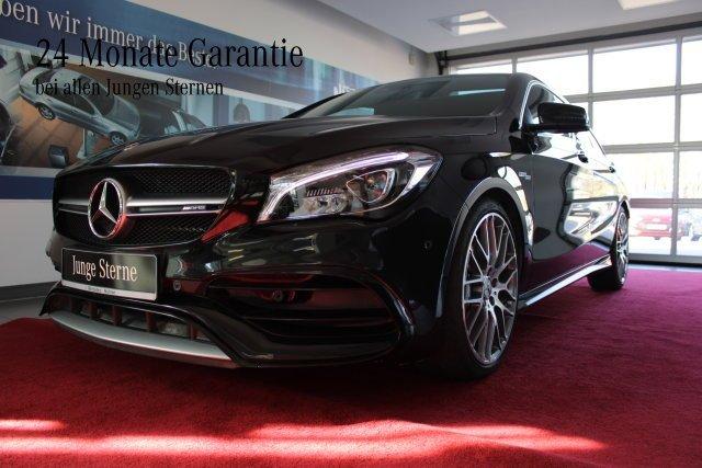 Mercedes-Benz Mercedes-AMG CLA 45 4MATIC Shooting Brake LED, Jahr 2017, Benzin