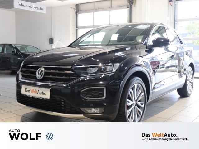 Volkswagen T-Roc Sport 4Motion 2.0 TDI EU6d-T LED Navi Kurvenlicht ACC Rückfahrkam. Allrad, Jahr 2019, Diesel