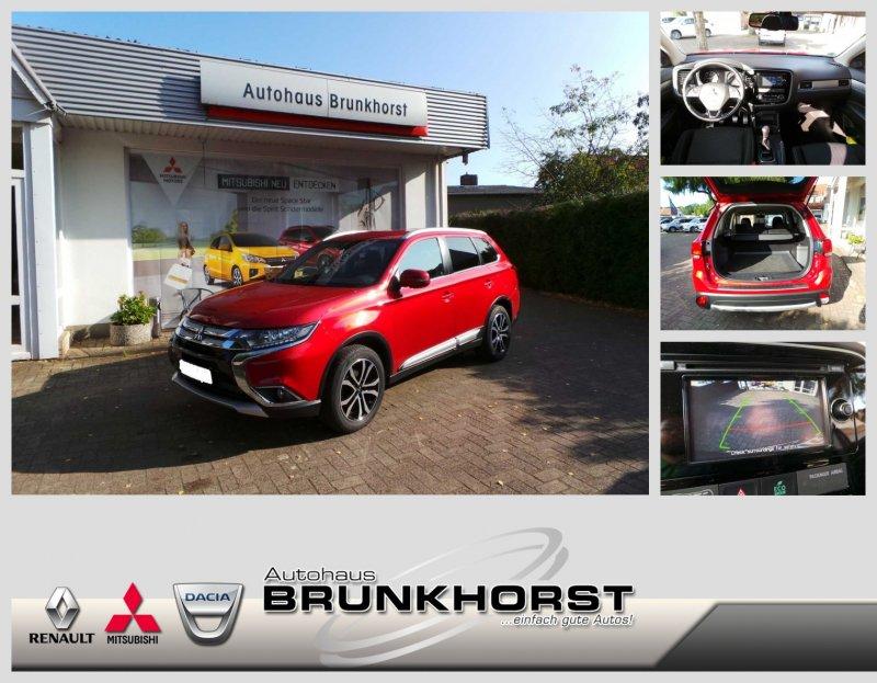 Mitsubishi Outlander 2.0 MIVEC SUV-Star Klima Rückfahr. AHK, Jahr 2016, Benzin