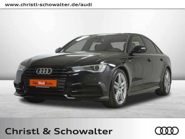 Audi A6 S line 2.0 TDI ultra S tronic GSHD Navi Klima, Jahr 2017, Diesel