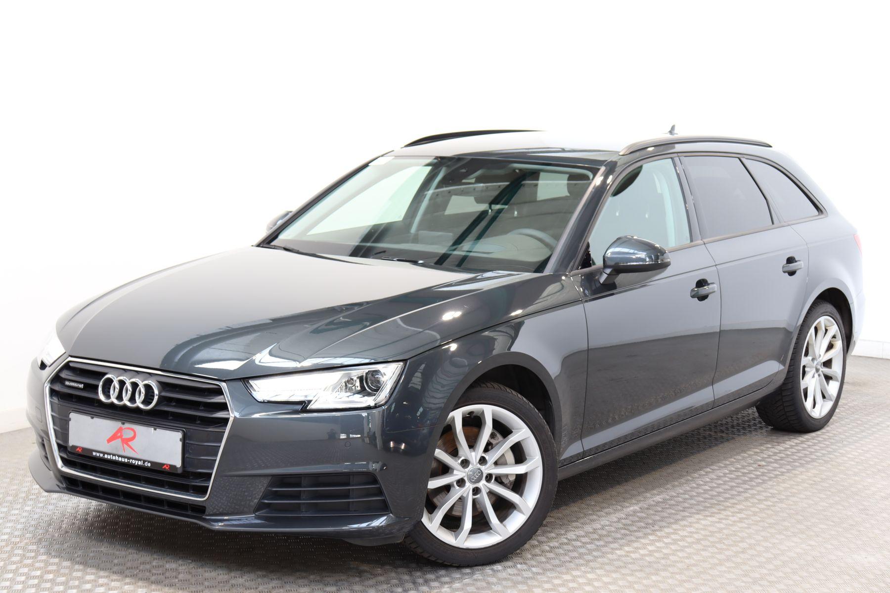 Audi A4 Avant 2.0 TDI qu S LINE 18Z. HUD,NAVI MMI,AHK, Jahr 2017, Diesel