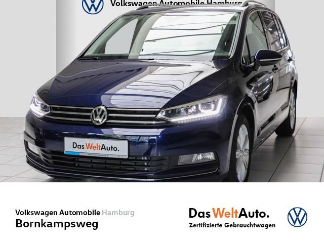 Volkswagen Touran 1.5 TSI DSG Highline PANO/PDC/KLIMA/LED, Jahr 2020, Benzin