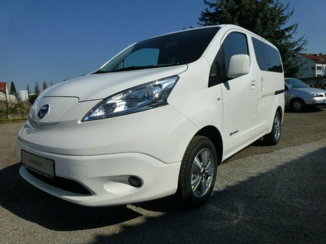 Nissan e-NV200 EVALIA Winterpaket, Jahr 2020, Elektro