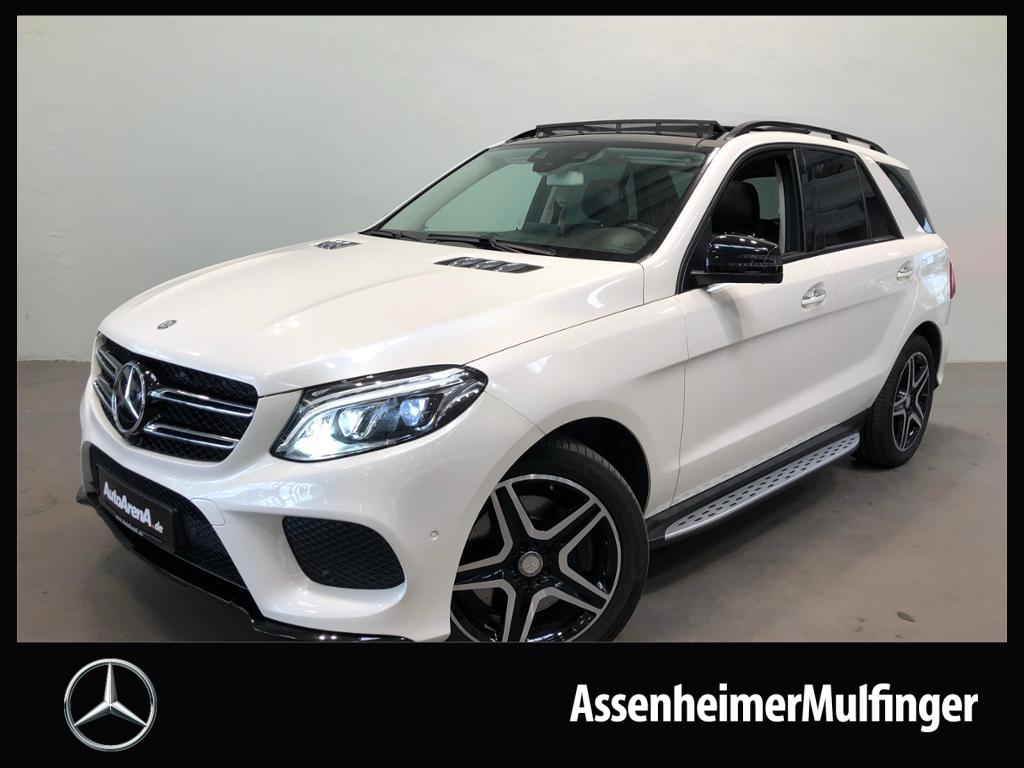 Mercedes-Benz GLE 500 AMG 4matic **COMAND/360°/Pano/Night, Jahr 2016, Benzin