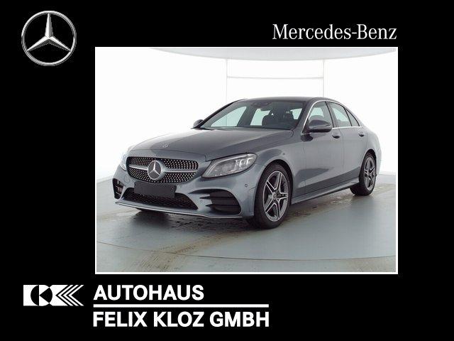Mercedes-Benz C 300 AMG*Navi*Memory*Totwinkel*Kamera*MultiBeam, Jahr 2020, Benzin