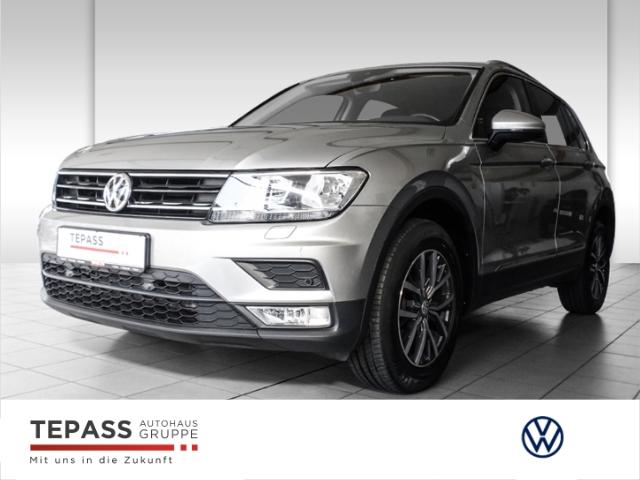 Volkswagen Tiguan 2.0 TDI Comfortline NAVI SHZ PDC BLUETOOTH, Jahr 2016, Diesel