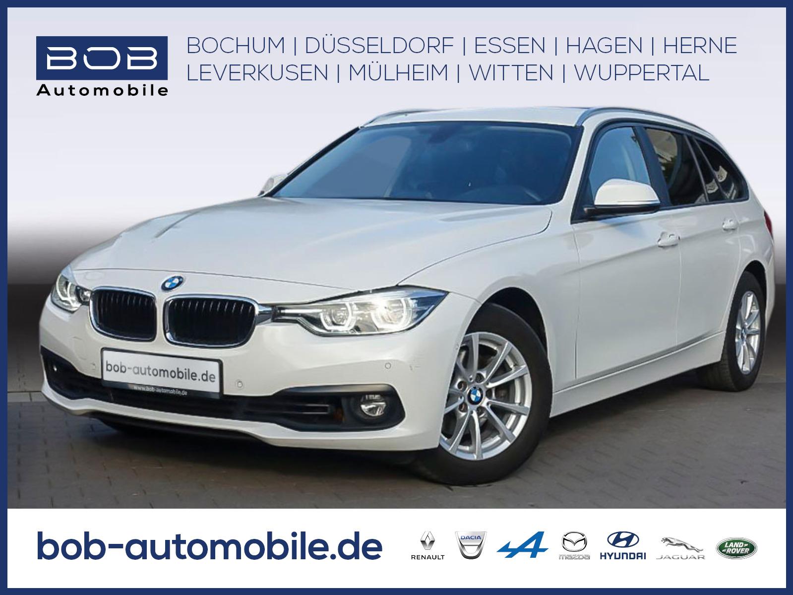 BMW 318 i Touring Aut. Navi Sitzhzg PDC, Jahr 2018, Benzin