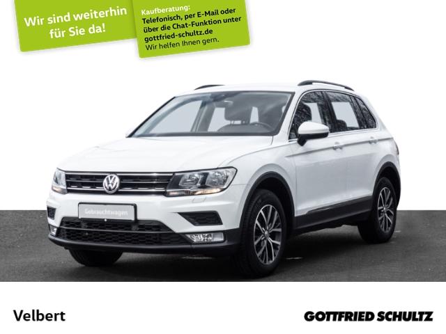 Volkswagen Tiguan 2.0 TSI DSG 4MOTION AHK GRA SHZ Comfortline, Jahr 2017, Benzin