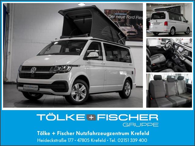 Volkswagen California 6.1 Beach 2,0 TDI BMT 7-Gang-DSG, Jahr 2020, Diesel