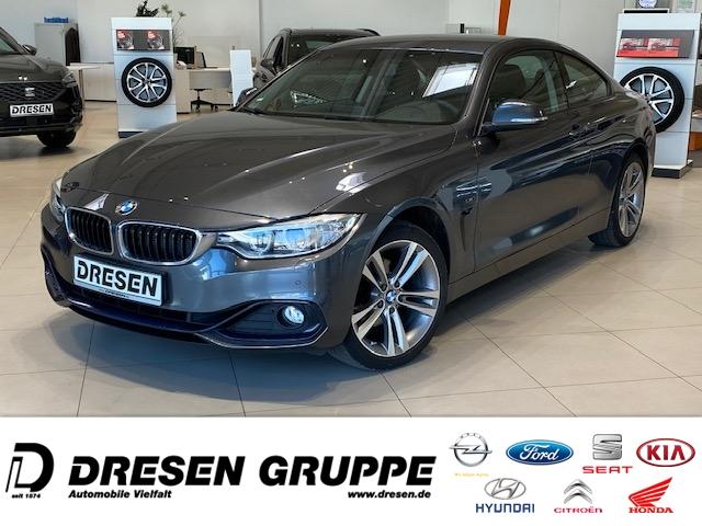 BMW 420 i xDrive Coupe NAVI/Ambientebeleuchtung/Xenon, Jahr 2014, Benzin