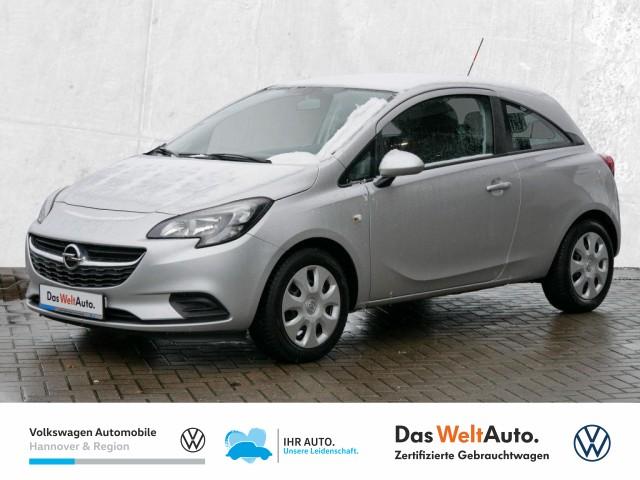 Opel Corsa 1.2 Edition GRA Klima Sitzheiz, Jahr 2016, Benzin