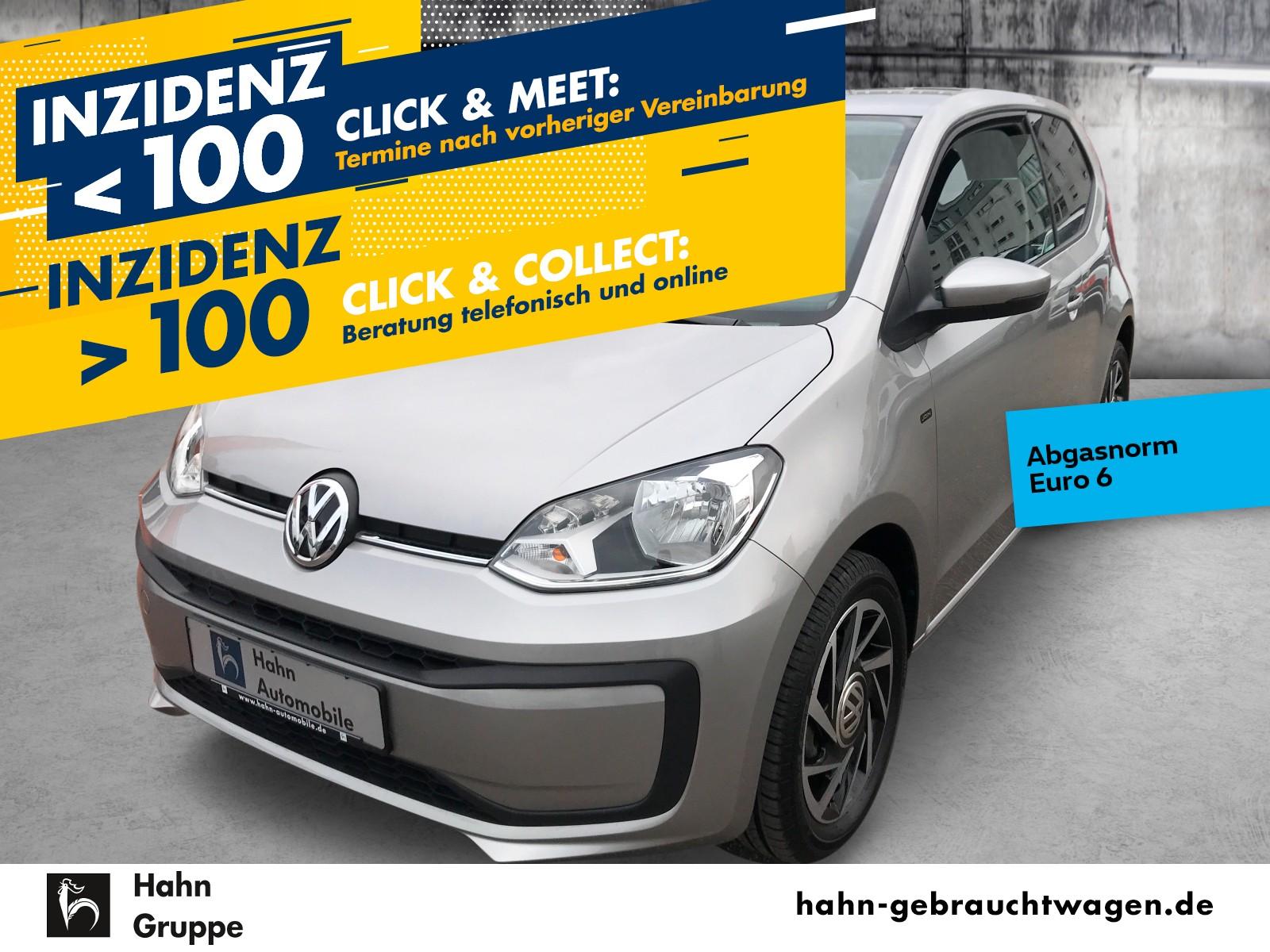 Volkswagen up! join up! EU 6+ 1.0 Klima Bordc el.Fenster ZV, Jahr 2018, Benzin