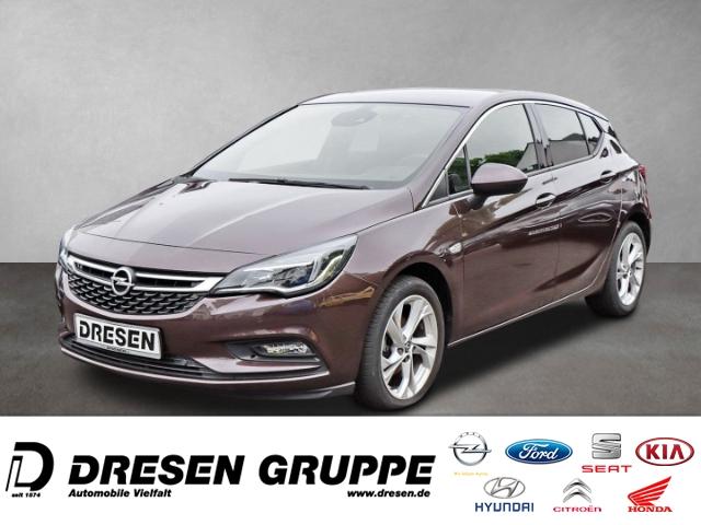 Opel Astra K 5türig Dynamic Start Stop 1.4 Turbo/Klimaauto./Parkpilot, Jahr 2017, Benzin