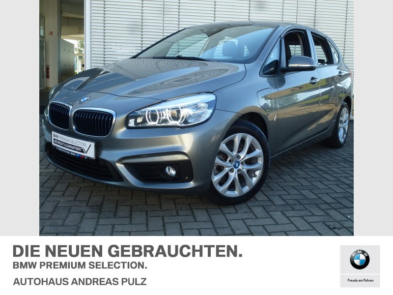 BMW 225xe HYBRID Automatik,Kamera,NAVI,LED,, Jahr 2017, Hybrid