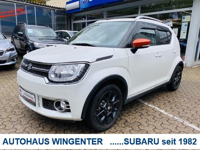 Suzuki Ignis Comfort + 4x4 1.2*AHK*Navigation, Jahr 2019, Benzin