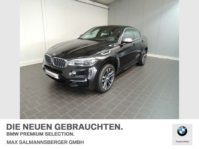 BMW X6 M50d M Sportpaket Head-Up B&O HiFi LED WLAN, Jahr 2016, Diesel