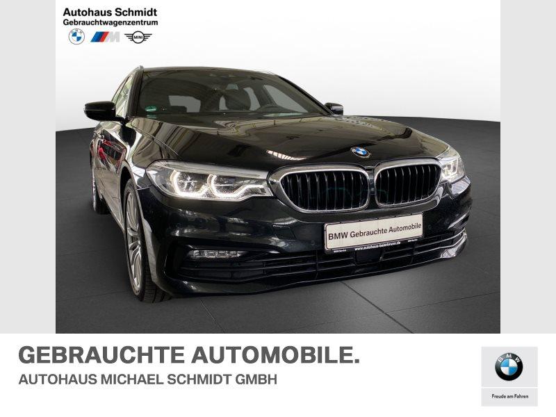 BMW 525d SITZBELÜFTUNG+ACC+PANORAMA+FAHRKWERK+, Jahr 2017, Diesel