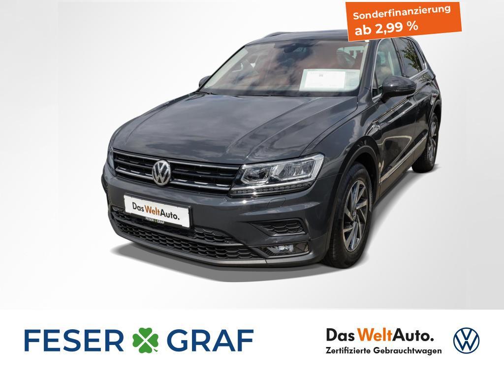 Volkswagen Tiguan 2.0 TDI SOUND DSG LED ACC Navi, Jahr 2018, Diesel