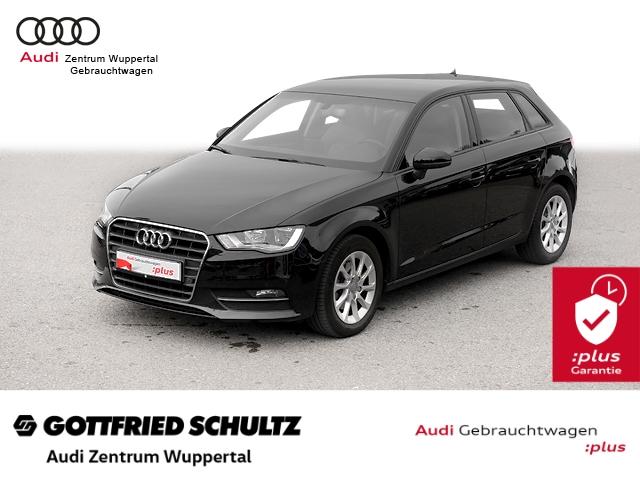 Audi A3 Sportb 1.6TDI NAV SHZ PDC VO+HI GRA FSE MUFU AR Attraction, Jahr 2016, Diesel