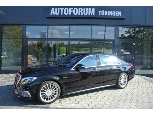 Mercedes-Benz S 65 AMG L **MOD.2017**, Jahr 2016, Benzin