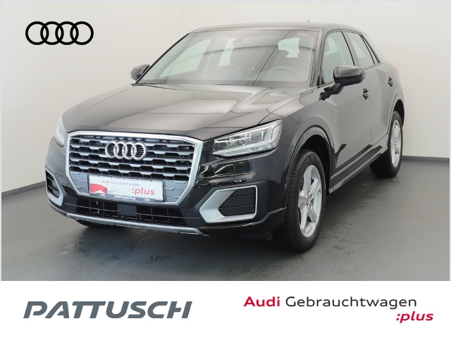 Audi Q2 1.4 TFSI sport LED Bluetooth Tempomat, Jahr 2017, Benzin