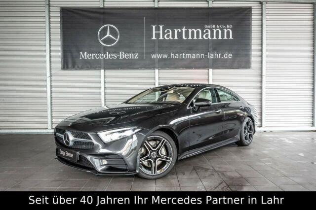 Mercedes-Benz CLS 400 d 4MATIC AMG Fahrassistenz KeyGo HUD Air, Jahr 2017, diesel