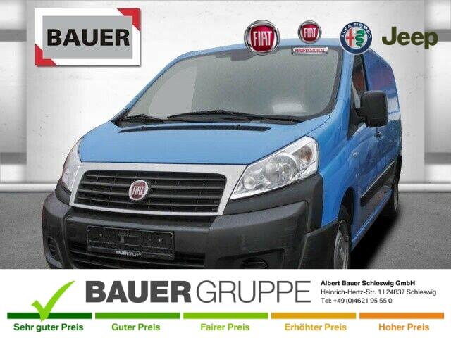 Fiat Scudo Kasten lang 130 Multijet AHK, PDC, 3-Sitzer, Jahr 2013, Diesel