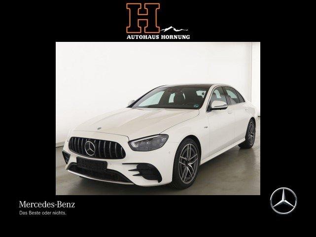 Mercedes-Benz E 53 4M+ FA+ PanoSD AMG 360° Multibeam MBUX Dist, Jahr 2020, Benzin