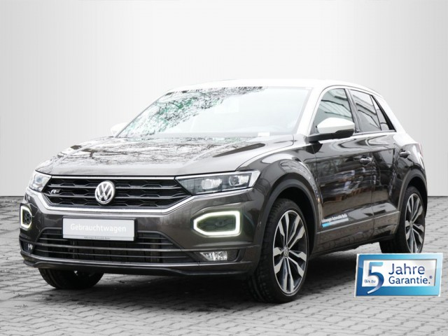 Volkswagen T-Roc 2.0TDI DSG R-Line NAVI AHK LED, Jahr 2019, Diesel