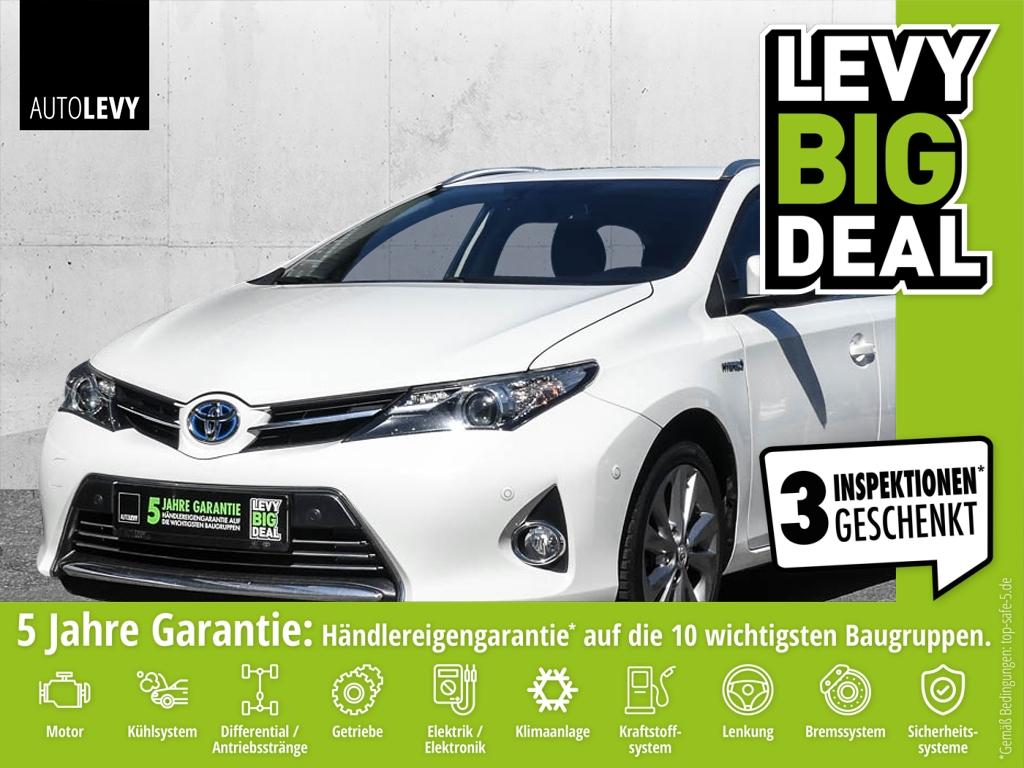 Toyota Auris Touring Sports Hybrid Executive Navi, Jahr 2014, Hybrid