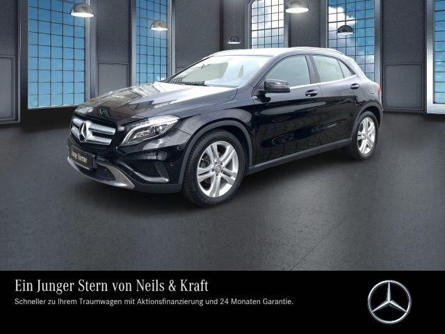 Mercedes-Benz GLA 200 URBAN+LED+AHK+E HECKKLAPPE+ILS+KAMERA+++, Jahr 2016, Benzin