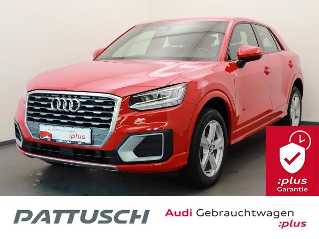 Audi Q2 Sport 1.0 TFSI LED Navi Bluetooth, Jahr 2017, Benzin