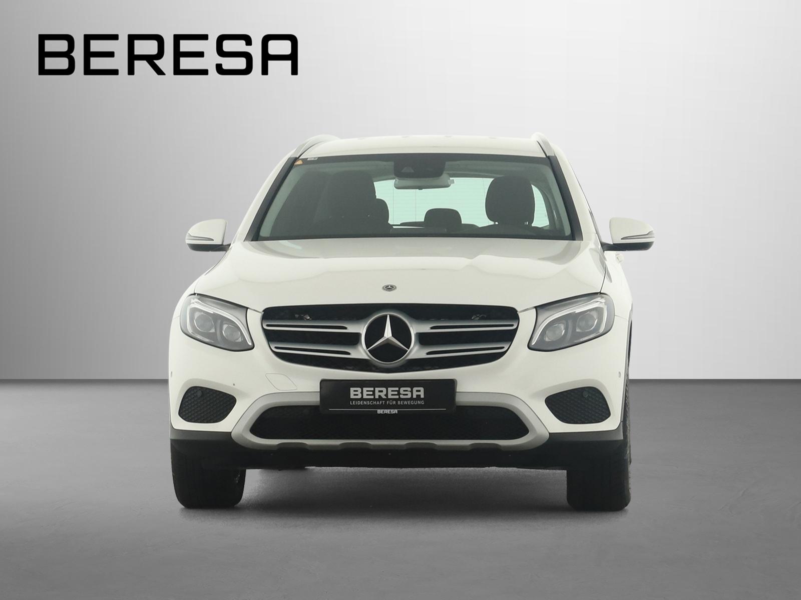Mercedes-Benz GLC 220 d 4M Burmester Comand LED AHK Standhz, Jahr 2019, Diesel