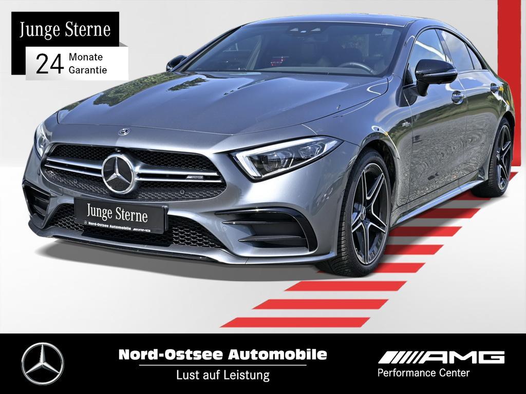 Mercedes-Benz CLS 53 AMG 4M+ Comand SHD Distron Wide Multibeam, Jahr 2019, Benzin