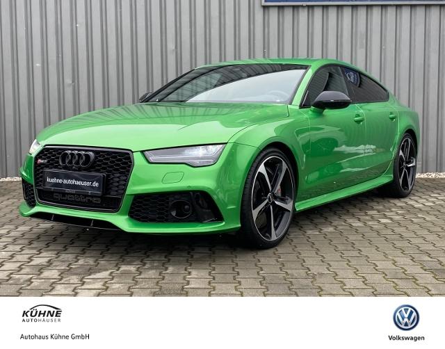 Audi RS7 UNIKAT VOLL NP: 169.340 EUR 305km/h, Jahr 2015, Benzin