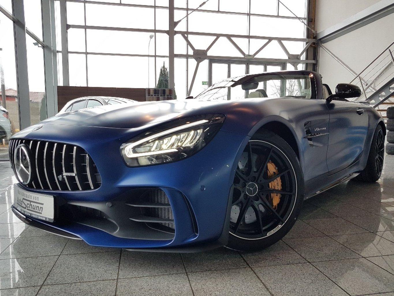 Mercedes-Benz AMG GT R Roadster 1 of 750-KERAMIK-CARBON 1&2, Jahr 2020, Benzin
