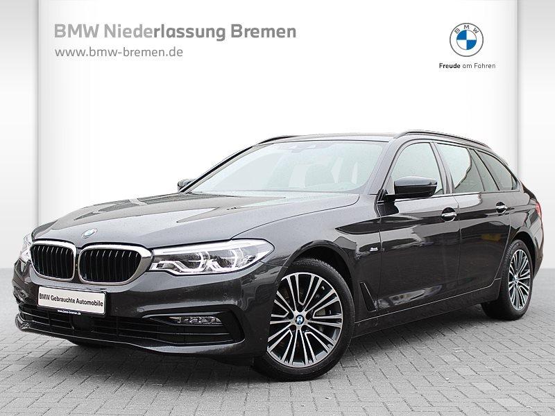 BMW 530d xDrive Touring Sport Line Head-Up HiFi LED, Jahr 2017, Diesel