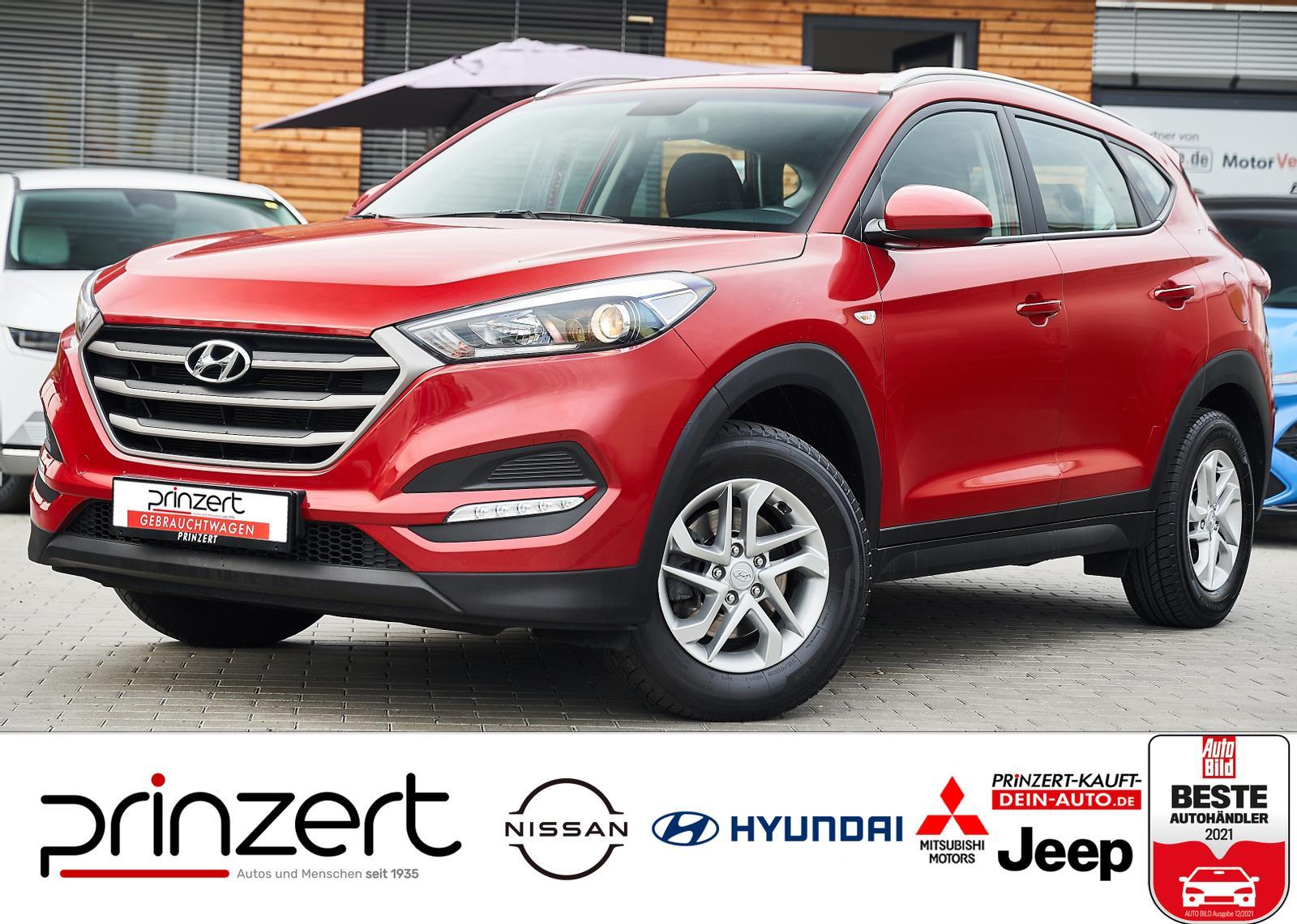 Hyundai Tucson finanzieren