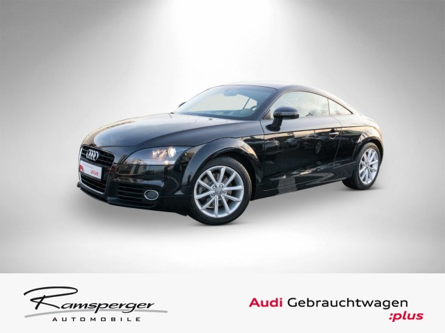 Audi TT Coupe 2,0 TFSI 6-Gang EPH Sitzhzg Temomat, Jahr 2013, Benzin