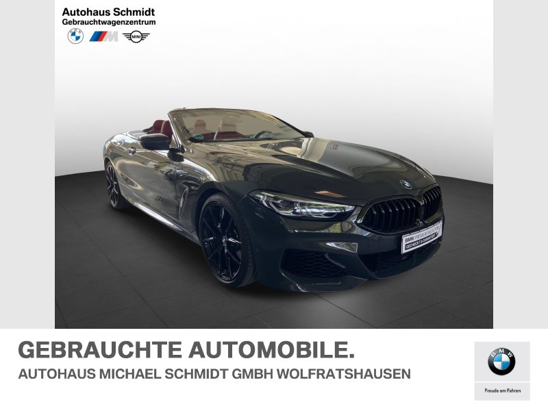 BMW 840i M Sportpaket*20 Zoll*360 Kamera*Multifunktionssitz*, Jahr 2021, Benzin