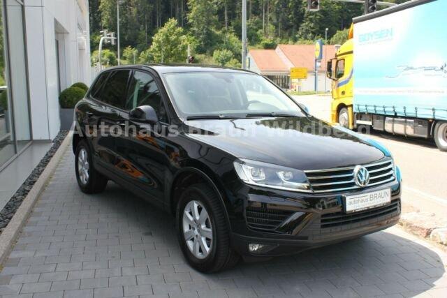 Volkswagen Touareg V6 TDI 4Motion Autom. Pano, Climatr. AHK, Jahr 2015, Diesel