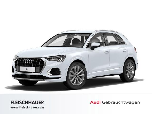 Audi Q3 35 TFSI advanced UPE: 52.720, Jahr 2020, Benzin