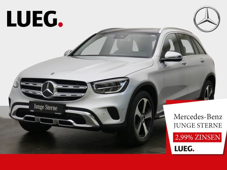 Mercedes-Benz GLC 220 d 4M MBUX+Navi+Pano+LED-HP+Sthzg+AHK+19', Jahr 2020, Diesel