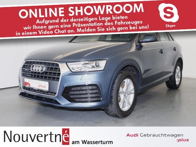 Audi Q3 2.0 TDI quattro sport NaviPlus, Jahr 2017, Diesel
