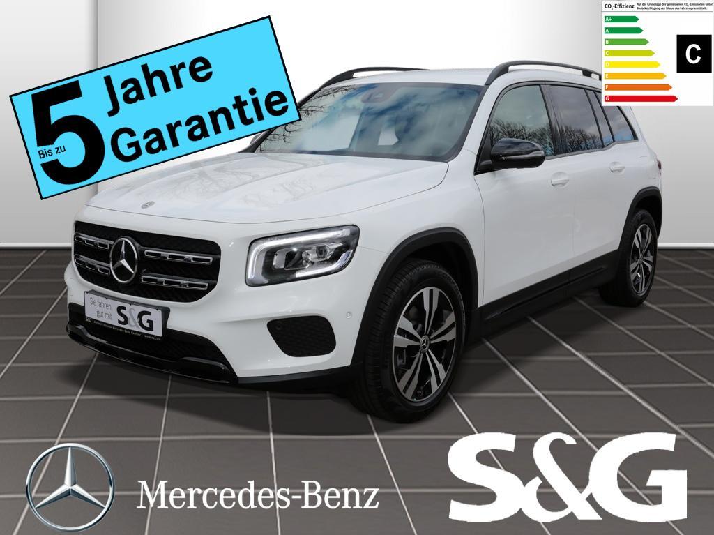 Mercedes-Benz GLB 250 4MATIC PROGRESSIVE Navi/Totwinkel/LMR18, Jahr 2020, Benzin