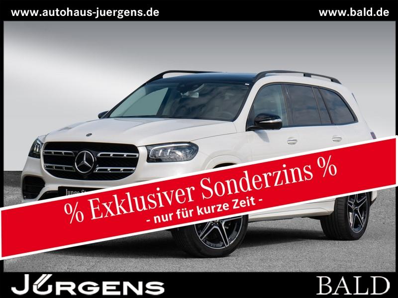 Mercedes-Benz GLS 350 d 4M AMG-Sport/Pano/HUD/360/AHK/Night/21, Jahr 2020, Diesel